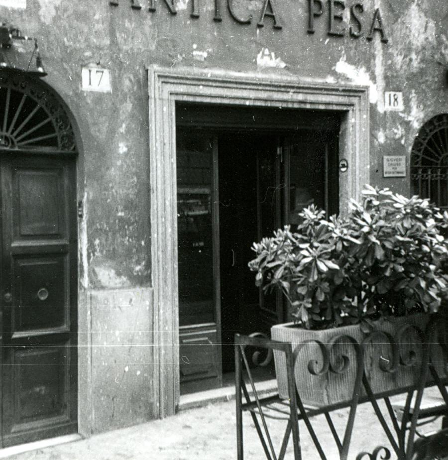 Roma ristoranti ristoranti tipici e trattorie di roma for Cucina romana antica