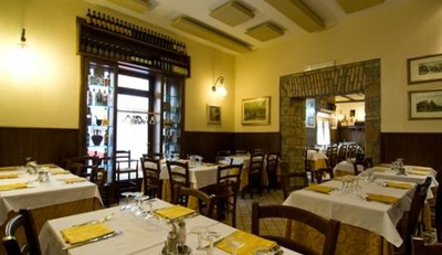 Cucina ristorante cucina romana for Cucina romana antica