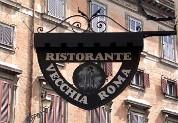 cucina e tradizione romana